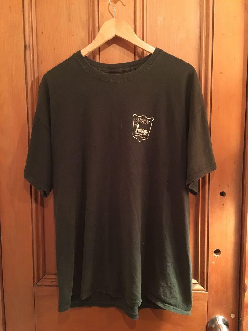 MOREPORKS t-shirt