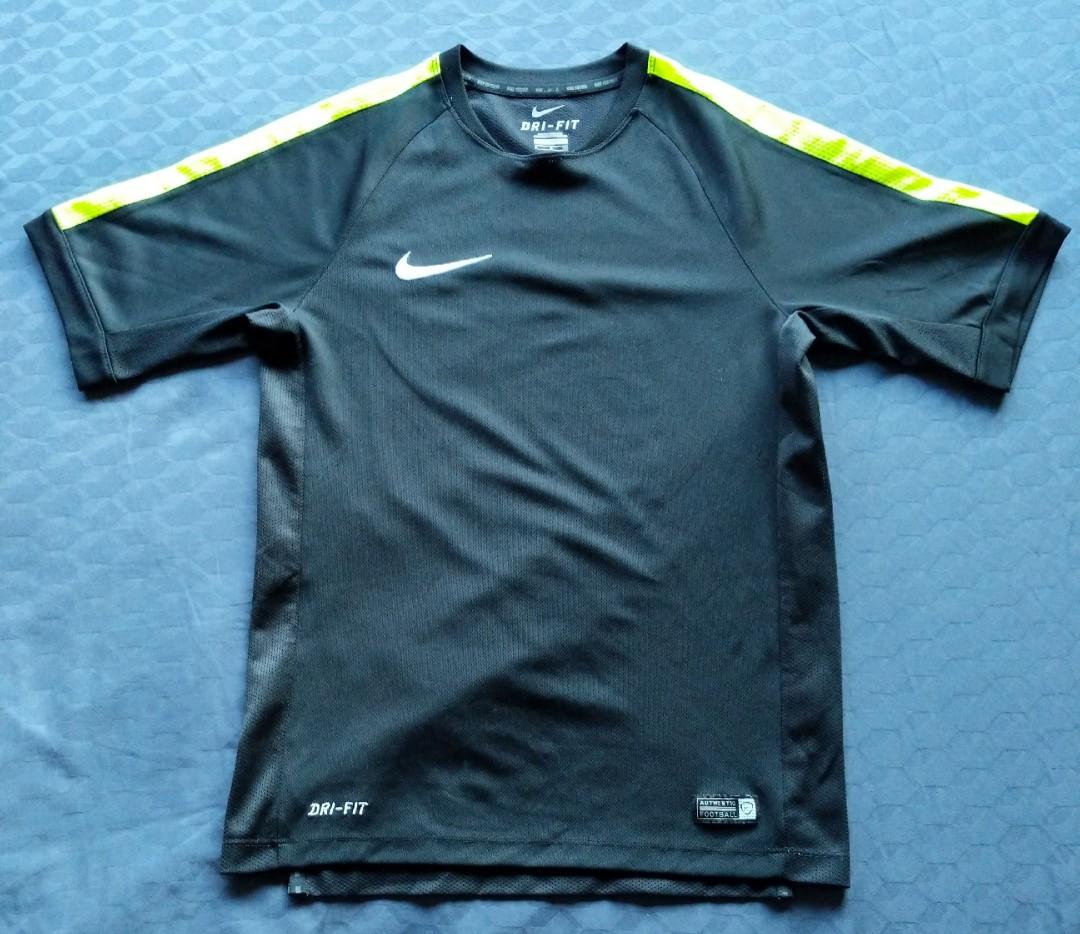 8958f4a60 Nike Football Dri Fit Jersey T Shirt Sports Sports Apparel On