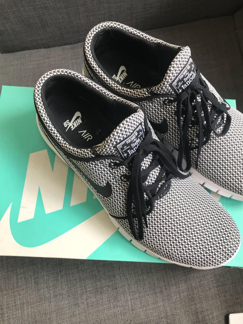 5dff4fc25bd Nike SB Stefan Janoski Max