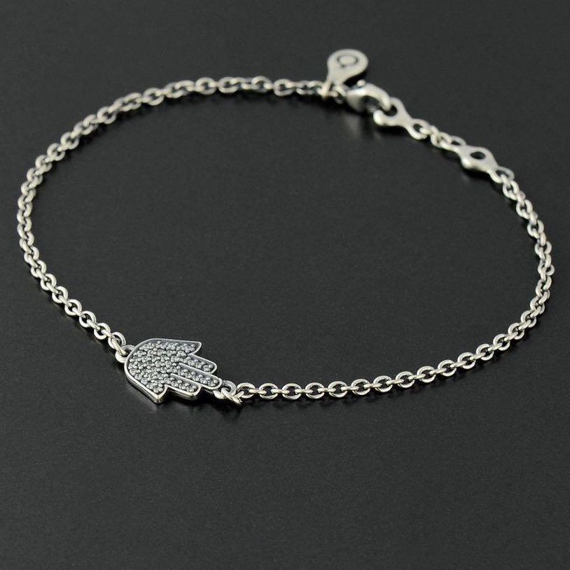 Pandora Symbol Of Protection Bracelet Luxury Accessories Others
