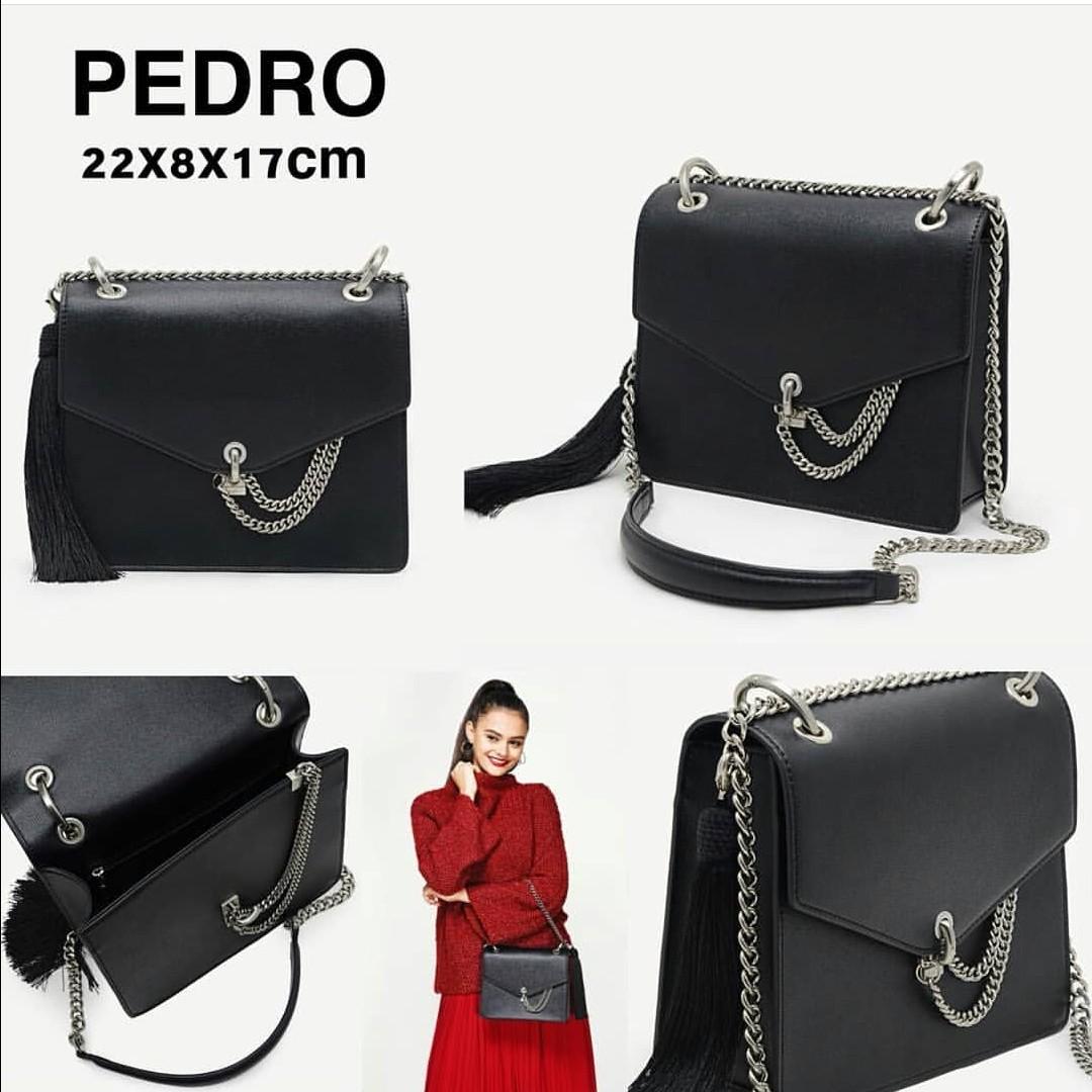 256f42cd62 Pedro chain strap shoulder bag