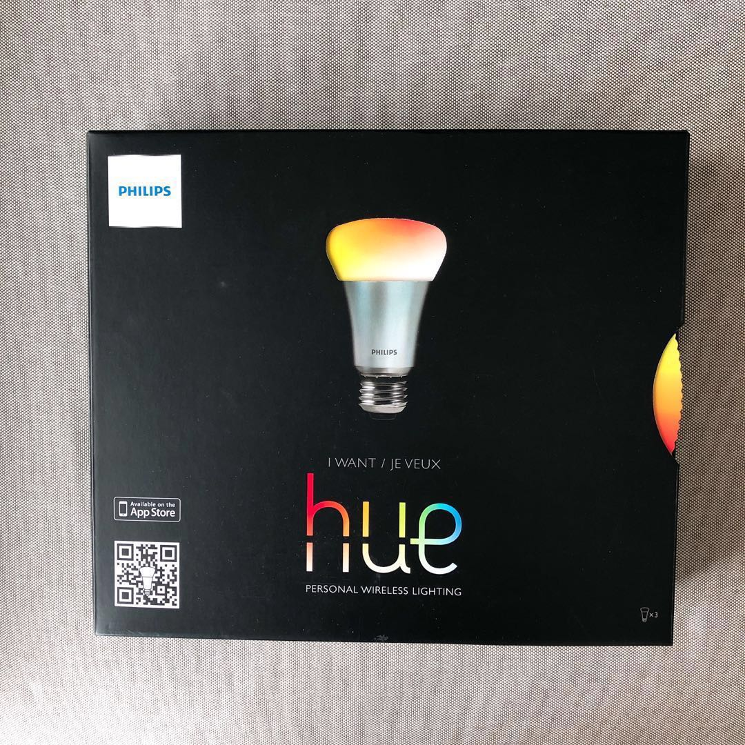 Philips Hue White and Color Starter Kit 1st Generation (3