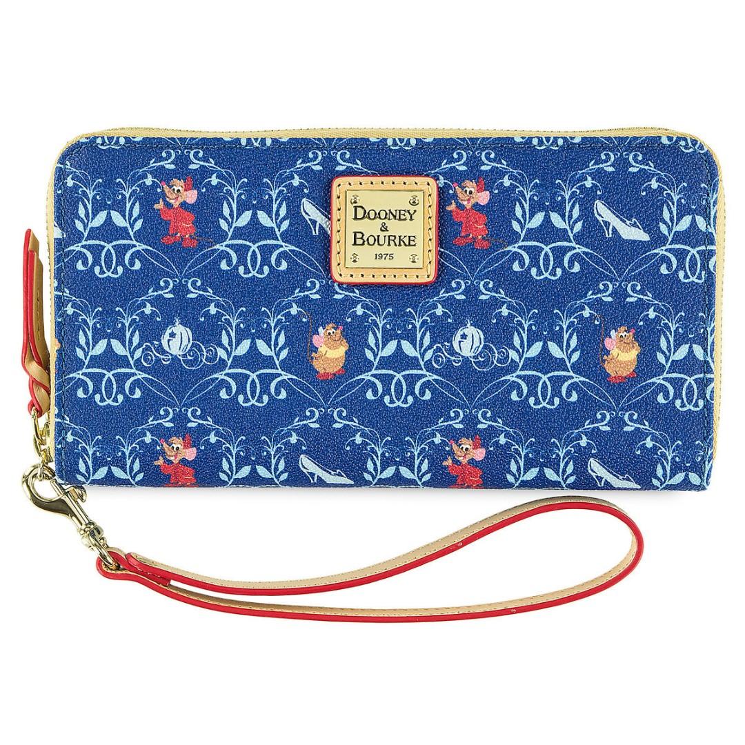 9ff7db5b91 PO  Disney US Cinderella Wallet by Dooney   Bourke