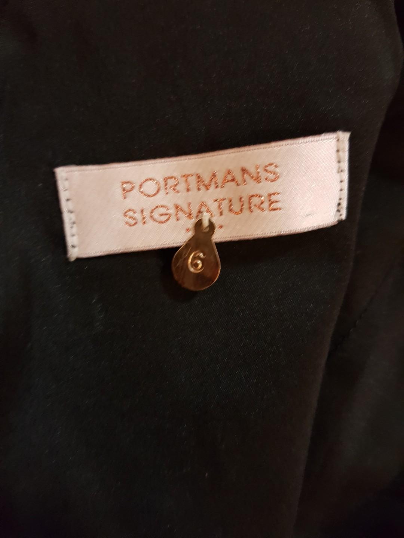 Portmans Signature black and Navy Lace Dress