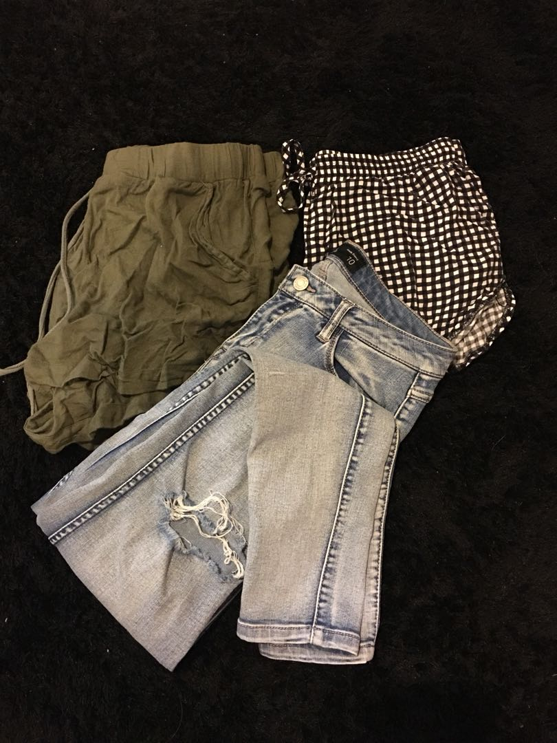 Shorts and Jeans 👖