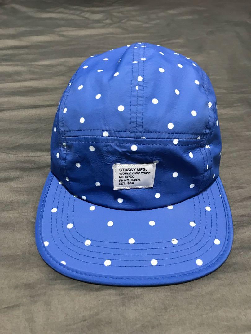 ac2910c337311 Stussy Pokka Dot Cap
