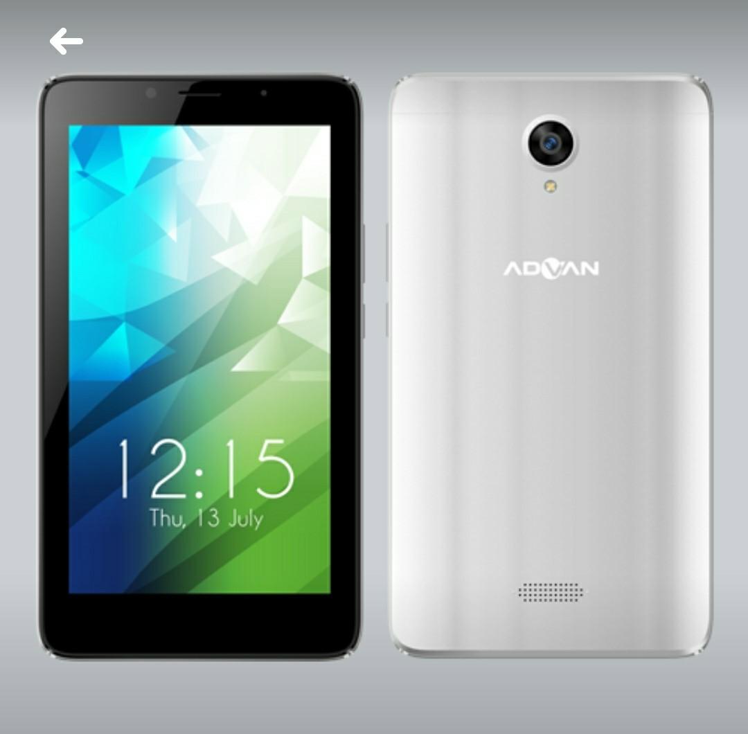 Tab Advan ILite 7 4G Tablet Dengan Face Unlock Pertama Di Dunia Mobile Phones Tablets On Carousell