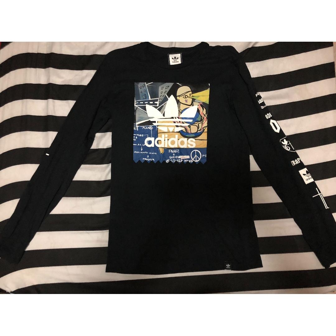 16a4c7c5 Trap Lord X Adidas A$AP Ferg Long Sleeve T Shirt US/UK S, Men's ...