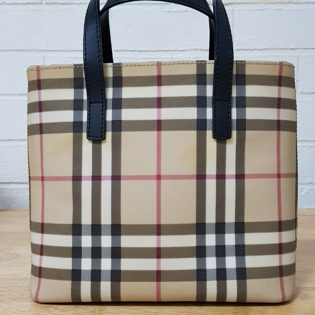 6a895727c247 Used Burberry Tote Bag