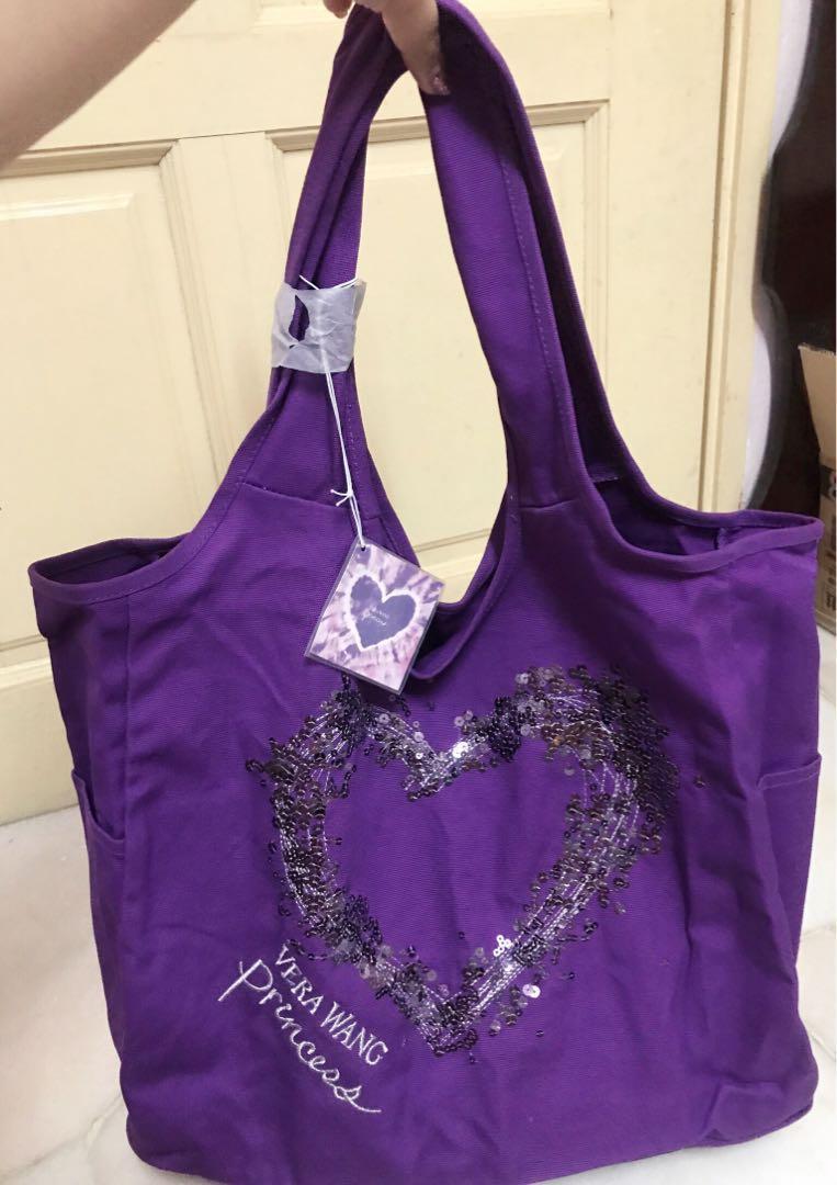 8dcf7048eb Vera wang princess Gift large tote bag
