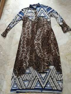 Gamis Jersey Like New