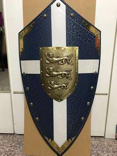 King Solomon Sword Replica and Lionheart Shield