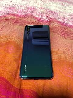 WTS: Used Huawei P20 Pro Twilight
