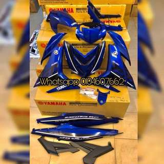 Yamaha Y15zr Original Hly Coverset