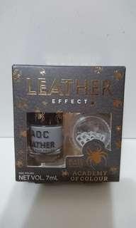 AOC Leather Effect Nail Polish