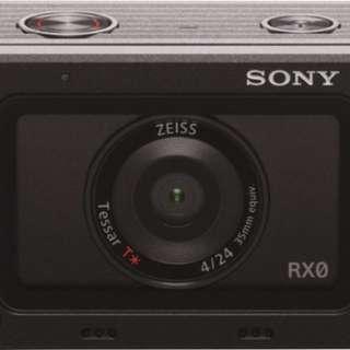 Sony RX0 全新原廠行貨共15個月原廠保用