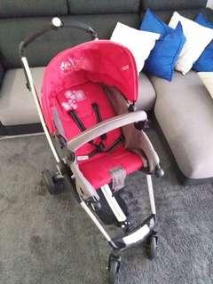 SCR 12 Reversible Baby Stroller