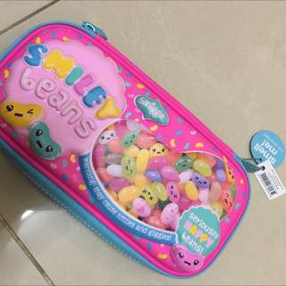 Smiggle Pencil Case with scented