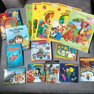 Bundle Sale on Children Books (Used)