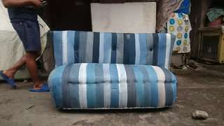 Custom upholstered 2seater sofa