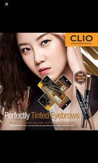 Instock Clio Tinted Tattoo Kill Brow set