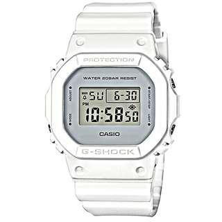only hk$579, 100% new G-Shock Unisex DW-5600CU-7CR手錶