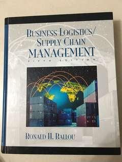 Business Logistics / Supply Chain Management