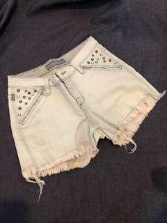 Rock & Republic Spike HW Shorts
