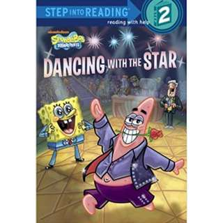 Step Into Reading, Step 2: Dancing with the Star (SpongeBob SquarePants)