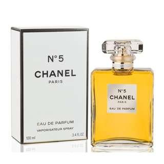Parfum Original Chanel No.5