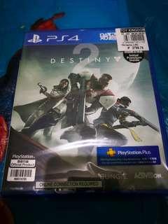 Destiny 2 PS4 Sealed