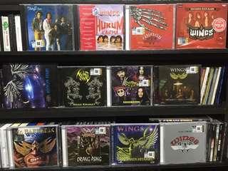 Wings cd kombo 12pcs set