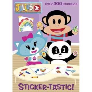 Julius Jr. Sticker-Tastic!