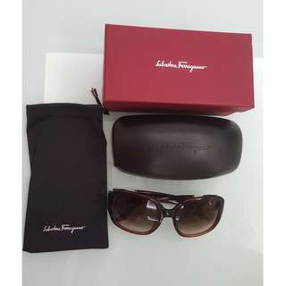 Original Salvatore Ferragamo sunglasses