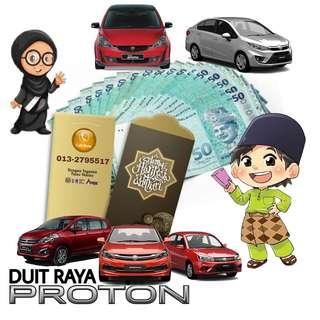 PROTON TAWARKAN HARGA TANPA GST DAN DUIT RAYA SEHINGGA RM4,000