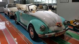 Beetle Convertible for renting