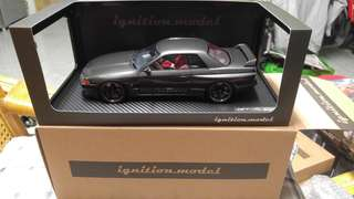 IG 1/18 Nismo R32 GTR autoart kyosho