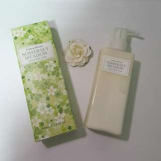 Crabtree & Evelyn Somerset Meadow Scented Body Lotion