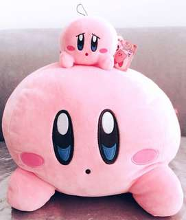 Nintendo: Kirby Huge Squishy Pinch Plushy
