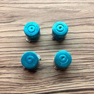 PS4 Controller Buttons