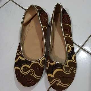 Flatshoes batik