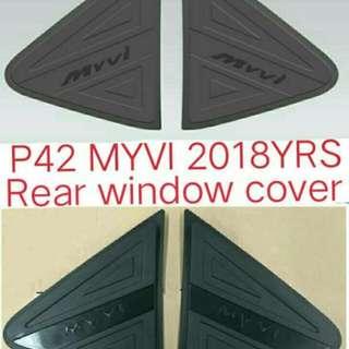 Myvi 2018 alza triangle cover