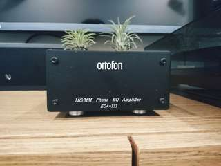 Ortofon EQA-333 MC/MM EQ Amplifier唱放