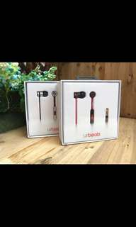 Beats URBEATS2.0 魔音重低音入耳式線控耳機