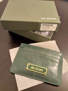 jill scott brand new cardholder (brand new) (2019/03/16: still available)