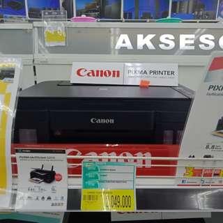 Printer canon bisa dicicil proses 3 menit