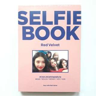 RED VELVET SELFIE BOOK