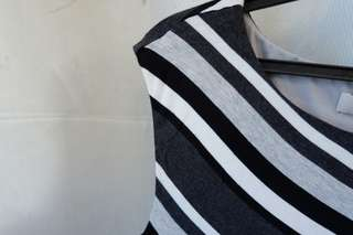 Semi-formal Dress: Stripes