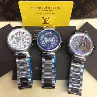 Louis Vuitton Watch (High Quality)