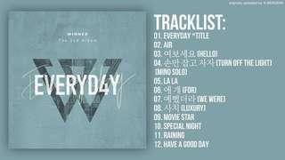 WTB Winner Everyday Album